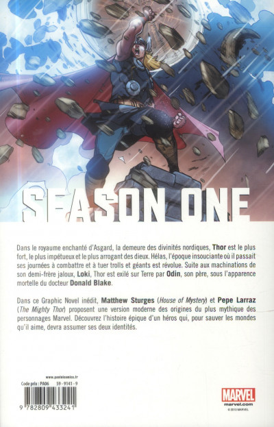 Dos Thor season one