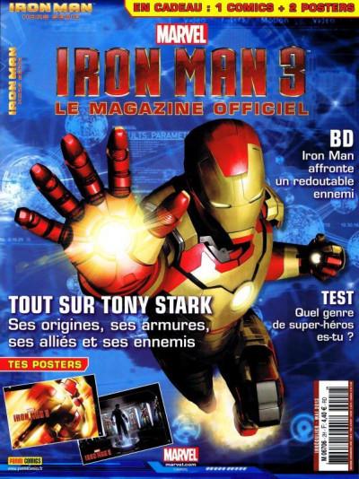 Couverture Iron man (2012) HS tome 2