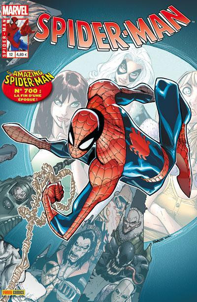 Couverture Spider-Man N.2012/12