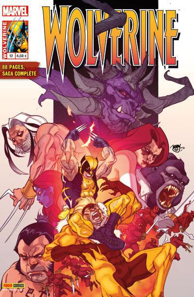 Couverture Wolverine 2012 tome 12