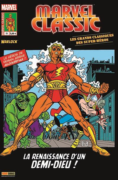 Couverture Marvel classic tome 11