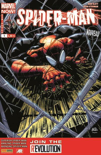 Couverture Spider-Man N.2013/1