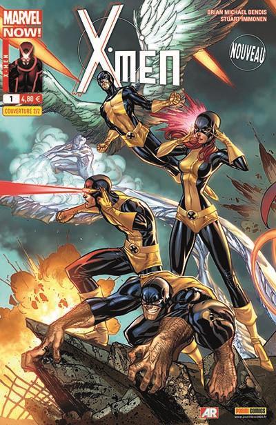 Couverture X-men 2013 001
