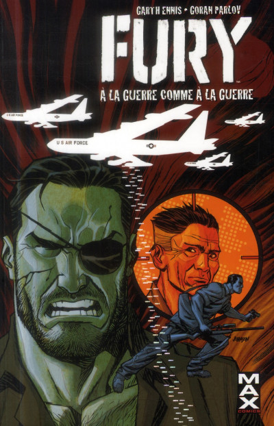 Couverture Fury tome 2