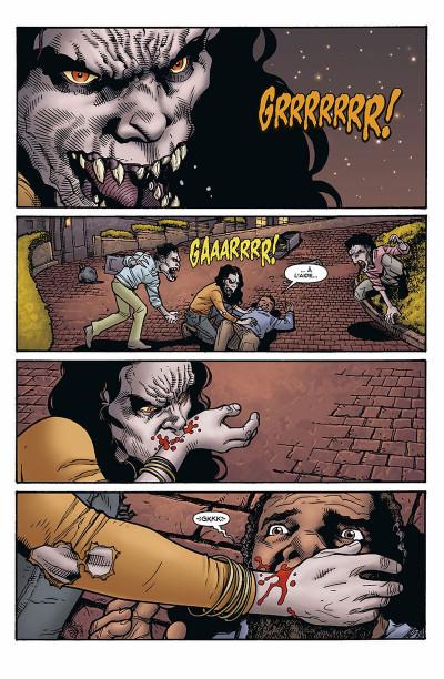 Page 6 Buffy contre les vampires - saison 9 tome 4