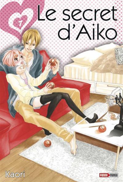 Couverture Le secret d'Aiko tome 7