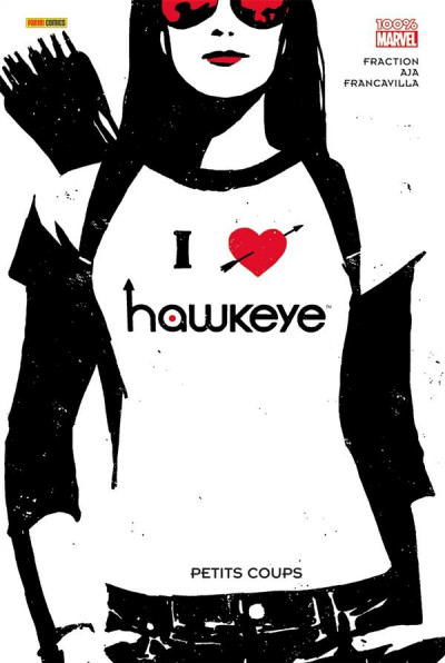 Couverture Hawkeye tome 2