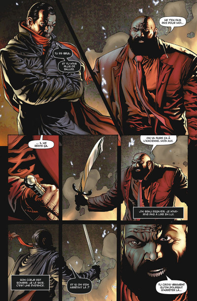 Page 6 The Shadow tome 2 - révolution