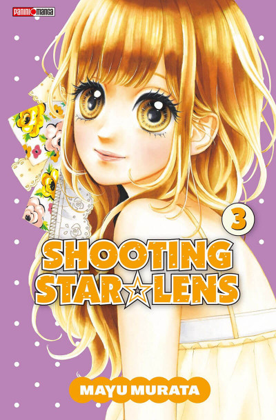 Couverture shooting star lens tome 3