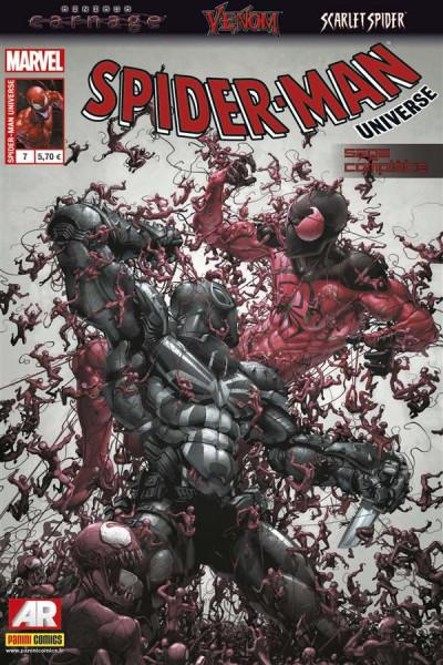 Couverture Spider-man universe tome 7
