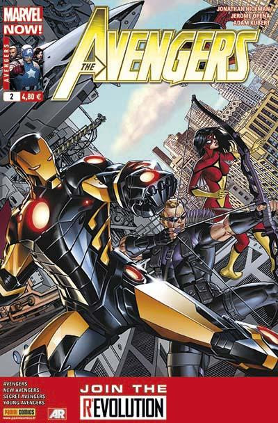 Couverture Avengers 2013 tome 21 - Original Sin