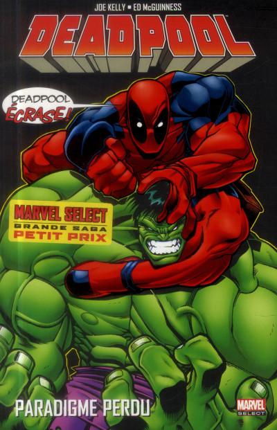 Couverture Deadpool tome 1