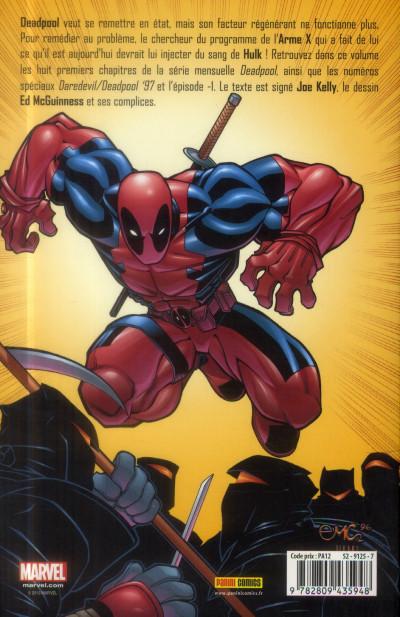 Dos Deadpool tome 1