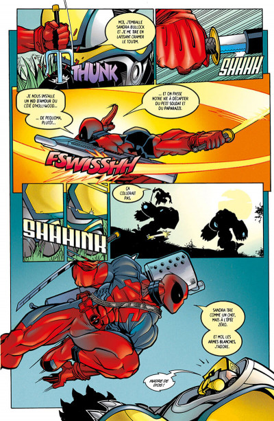 Page 8 Deadpool tome 1