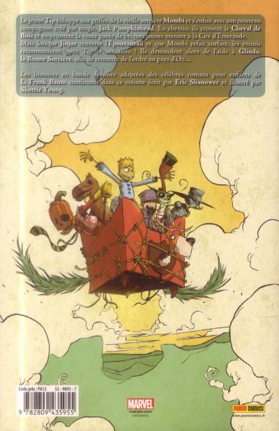 Dos Le Magicien d'Oz Tome 3 - Le merveilleux pays d'Oz