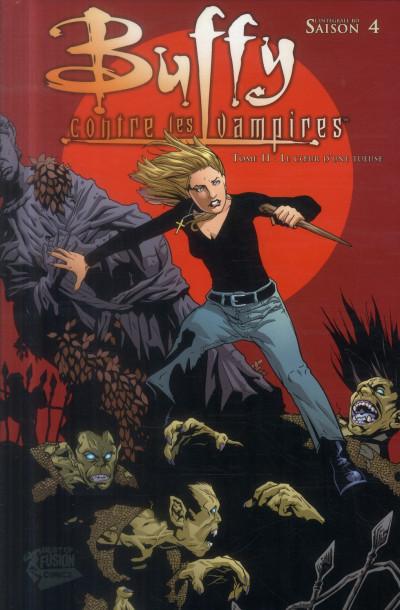 image de Buffy contre les vampires - classic intégrale tome 11 - saison 4 - le coeur d'une tueuse