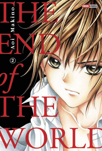 Couverture The End of the world Tome 2