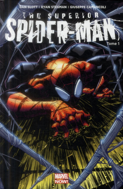 Couverture Superior Spider-Man Tome 1