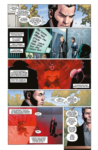 Page 0 Uncanny Avengers Tome 1