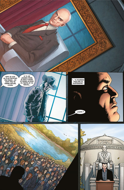 Page 8 Uncanny Avengers Tome 1