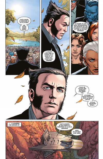 Page 9 Uncanny Avengers Tome 1
