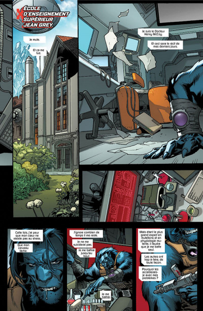 Page 5 All New X-Men Tome 1