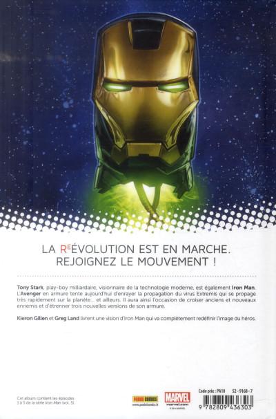 Dos Iron-Man tome 1