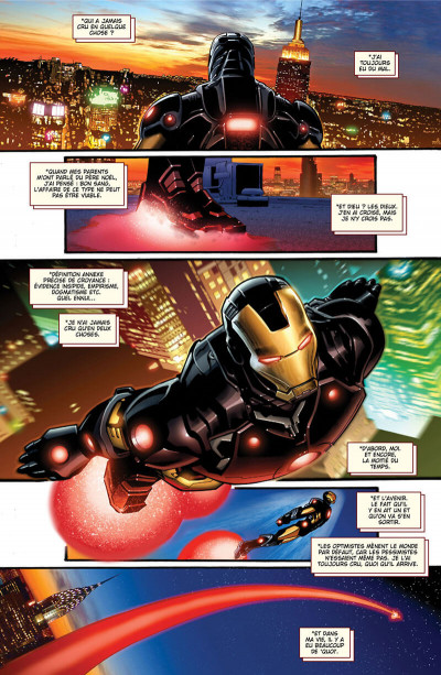Page 5 Iron-Man tome 1