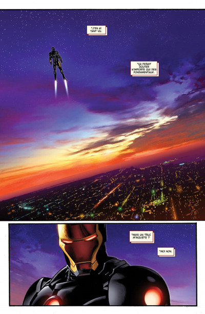 Page 6 Iron-Man tome 1