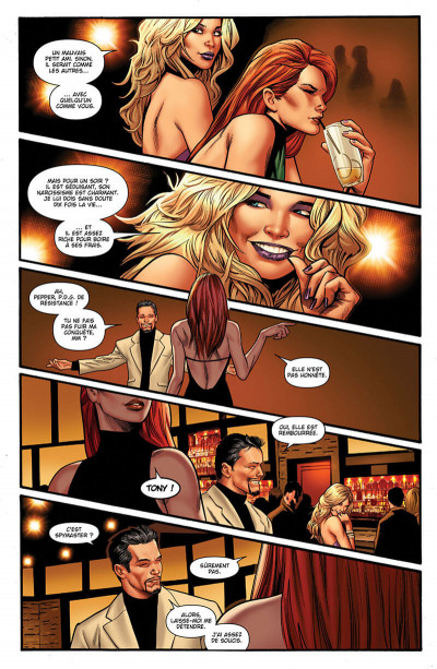 Page 9 Iron-Man tome 1