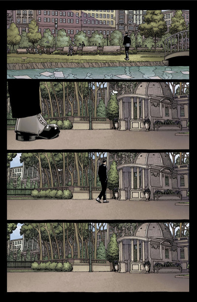 Page 0 Providence tome 1