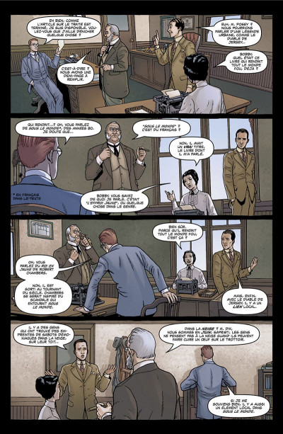 Page 8 Providence tome 1