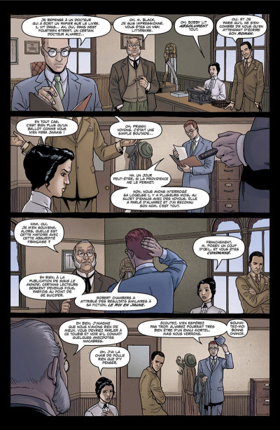 Page 9 Providence tome 1