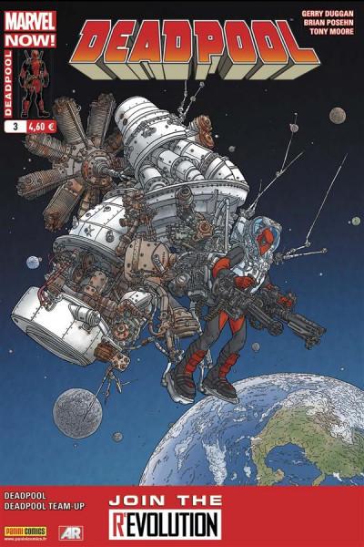 Couverture Deadpool 2013 tome 3