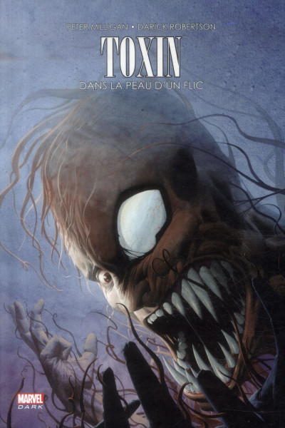 Couverture Spider-Man - Toxin