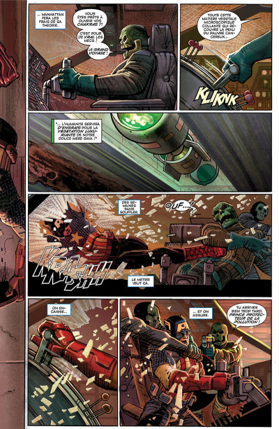 Page 0 Captain America tome 1