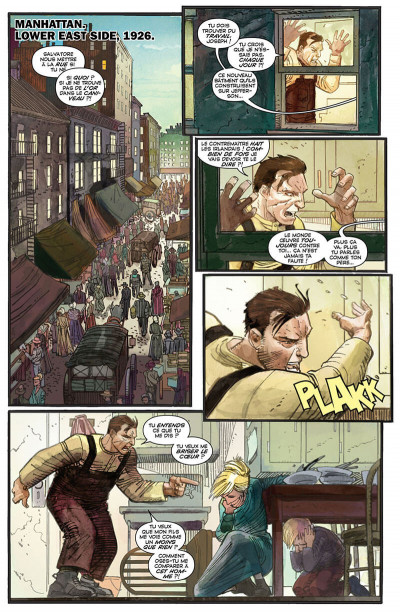Page 6 Captain America tome 1