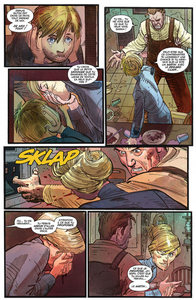 Page 7 Captain America tome 1