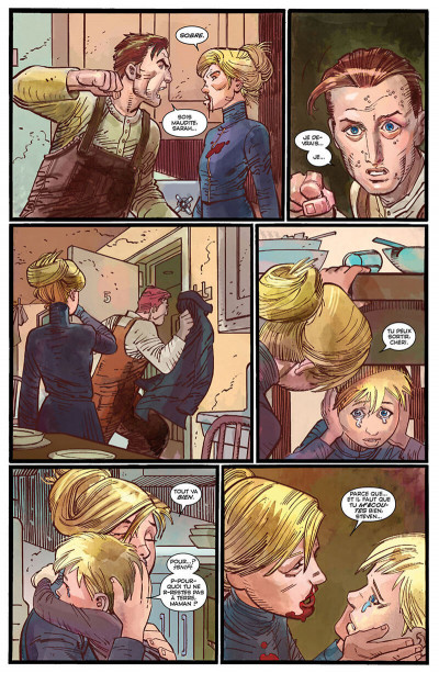 Page 8 Captain America tome 1