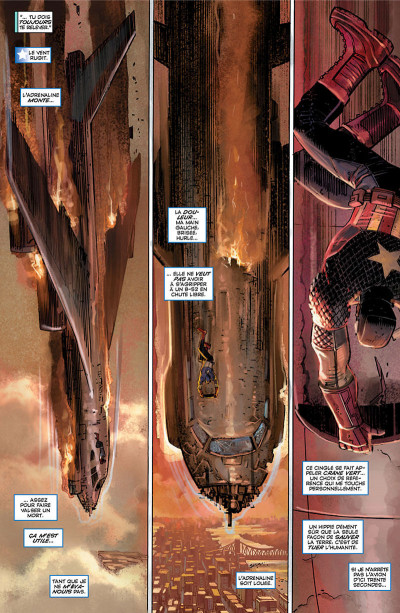 Page 9 Captain America tome 1