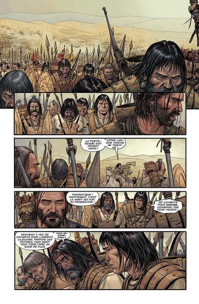Page 4 Conan le barbare Tome 3