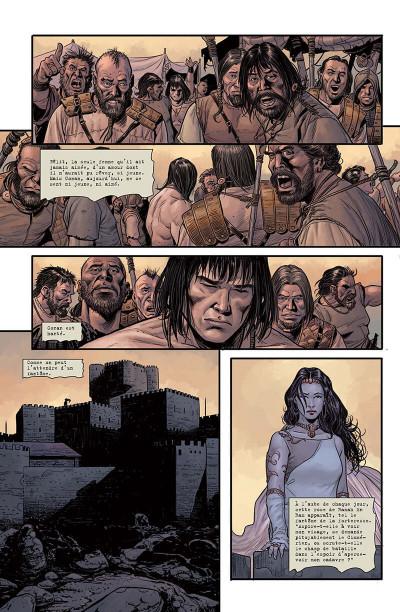Page 8 Conan le barbare Tome 3