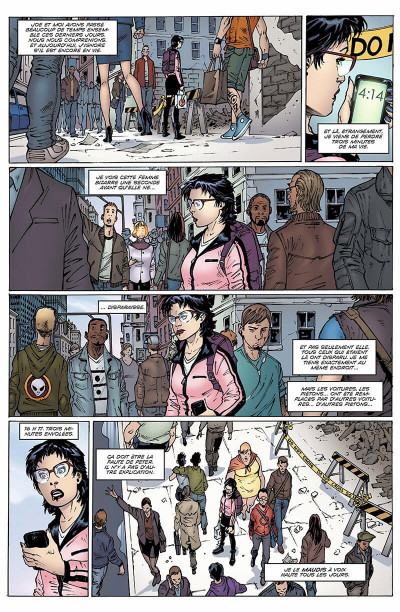 Page 0 Harbinger Tome 2