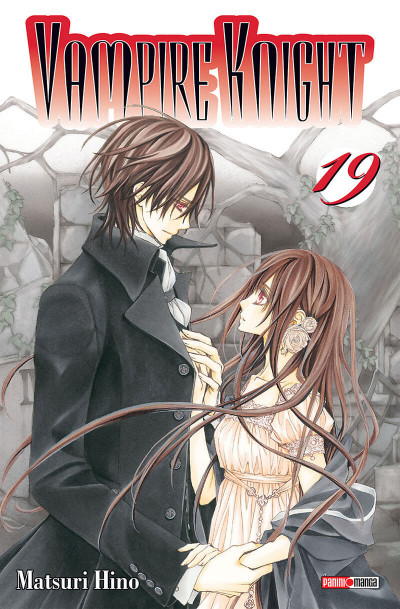 Couverture vampire knight tome 19