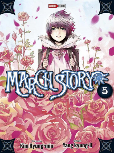 Couverture March Story Tome 5
