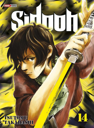 Couverture Sidooh Tome 14