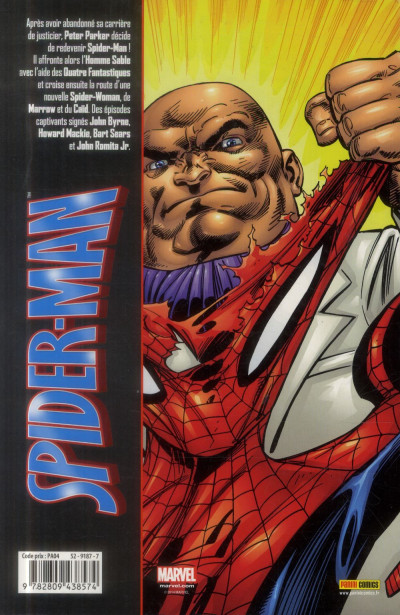 Dos Spider-Man Tome 6 (Best Comics)