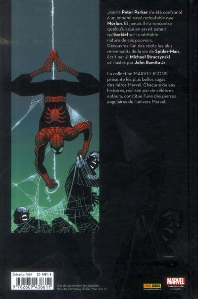 Dos Spider-Man par J.M. Straczynski Tome 1