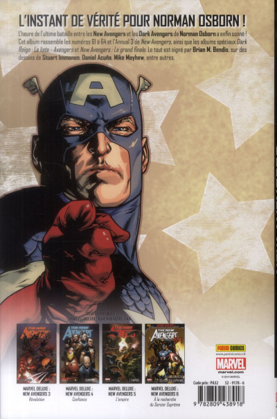 Dos New Avengers tome 7