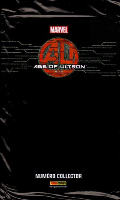 Couverture Age of ultron tome 6